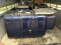 3x 540 litre 2016 Scania diesel tanks And 1x610 2017 litre Scania diesel tank