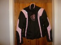 ARMR Moto Ladies Jacket - size 12