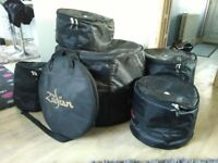 6 Piece Tama Drum Kit + ACCESSORIES