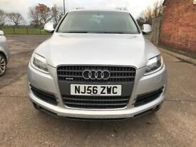 Audi Q7 3.0tdi 56 plate swap or p/x