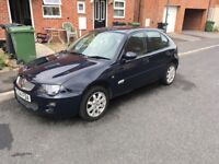 Rover 25 54 reg low miles