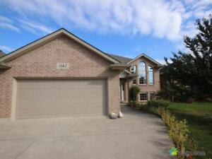 $395,000 - Raised Bungalow for sale in Belle River