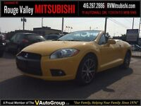 2009 Mitsubishi Eclipse Spyder GT-P NO ACCIDENT, POWER TOP !!!!!