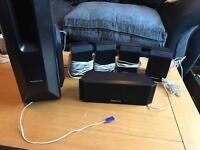 Panasonic surround sound excellent condition