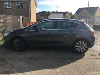 Lovely reliable Astra for sale...selling as thinking of getting a bigger family unit..