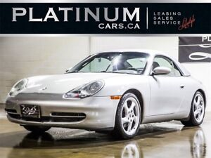 2000 Porsche 911 Carrera 4, 6 SPEED,