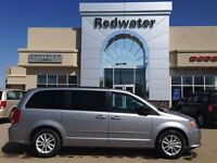 2014 Dodge Grand Caravan SXT Stow and Go - Only 217 Km's - NEW