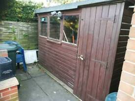 Shed 9ft x 6ft