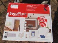Secuplace Wireless Alarm Kit