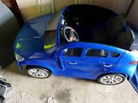 Kids eletrick car