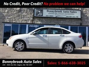 2010 Ford Focus SEL leather p/sunroof  keyless entry