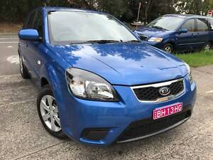 2010 Kia Rio Auto ONLY 70,000Ks LONG REGO Hatch Power Options A1 Sutherland Sutherland Area Preview