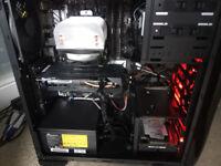 GAMING PC, CORE I7, GTX 1060 6GB, 16 GB RAM, SSD