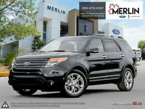 2014 Ford Explorer Limited PST PAID - Leather & Remote Start!