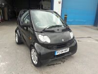 SMART FOR TWO in very good condition, 12 months MOT