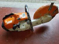 """Stihl TS400 12"""" Stone Cutting Saw"""