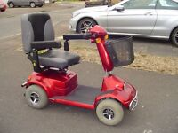 CTM HS 686 HI SPEC MOBILITY SCOOTER IN EXCEPTIONAL CONDITION