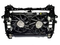 Orig Left hand drive Europe type radiator pack Audi Q7 4M 3.0 TFSI LHD