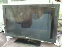 Lg 32 inch lcd tv broken screen