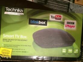 Technica smart tv box
