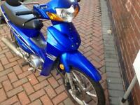 Loncin 110cc 2014 like Honda c90