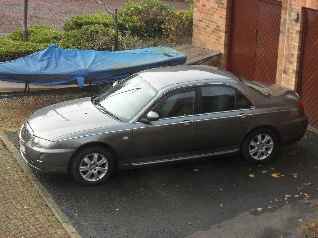 Rover 75 Connoiseur T, Only 77K Miles, 2004 (54 Plate)