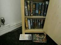 TWENTY THRILLER BOOKS