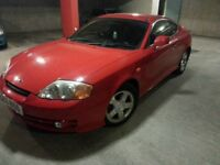 Hyundai Coupe 1.6s 2002 Re-advertised. £600. MOT til Oct 18. Clean car, running well.