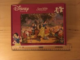Disney Puzzle, Snow White & the Seven Dwarfs