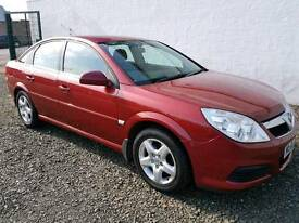 2008 Vauxhall Vectra Exclusive 1.8 LOW miles MOT April