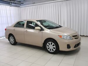 2013 Toyota Corolla HURRY!! DON'T MISS OUT!! SEDAN w/ HEATED SEA