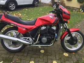 HONDA VT 500 EF low mileage ,V-twin ,shaft drive motorcycle