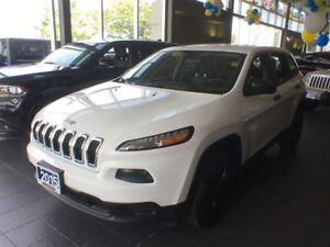 2015 Jeep Cherokee SPORT**COLD WEATHER GROUP**