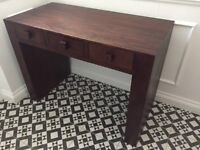 Solid Wood Home Office Desk