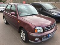 Nissan Micra 1 lts Automatic