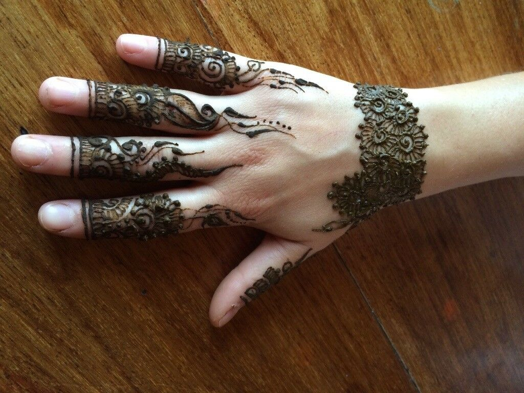 Mehndi Henna By Ash : Fresh home made henna mehndhi mehandi artist fully certified by