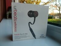 Dr Dre Beats In-Ear Wireless Headphones (New and Sealed) Black