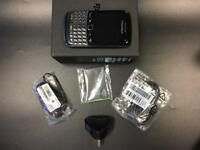 New condition Blackberry 9790 full accessories warranty with receipt