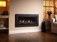 Ignite Pinnacle 860 HE Gas Fire High Efficiency HIW