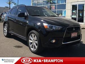 2012 Mitsubishi RVR GT PANORAMIC SUNROOF BLUETOOTH AWD WOW!!