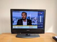"Sony 20"" LCD TV"