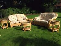 Conservatory Furniture, as pictured