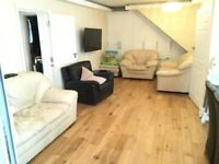 Converted Ground 2 Bed Flat and 1 Bed Flat 2BathShower Kitchen Dine Sit Rm Patio Drive Near BusShops