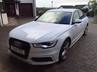 Audi A6 2.0 S Line