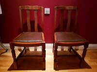 Wooden chairs for sale