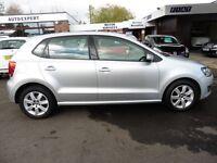 VW Polo SE DSG (silver) 2011