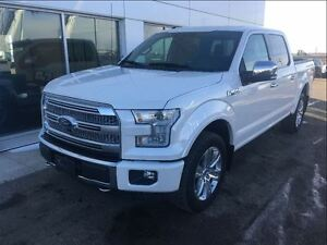 2015 Ford F-150 Platinum MASSAGE SEATS!! $350.05 b/weekly.