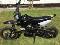 Dirt bike 125cc 125cc Dirt Pit Bike 4 stroke air-cooled