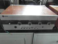 VINTAGE LEAK 70 AMPLIFER & SEPARATE TUNER - SPARES OR REPAIR