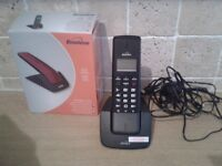 BIG BUTTON PHONE PLUS CORDLESS PHONE £10 MOST EXPENSIVE